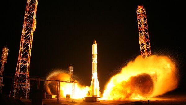 Tir d'un lanceur Proton-M (archives) - Sputnik France