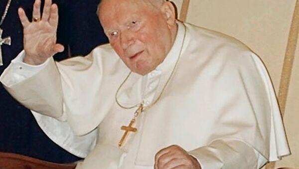 Jean-Paul II - Sputnik France