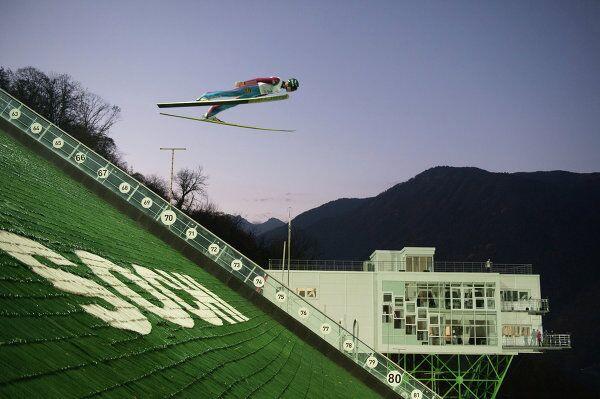 J-100 avant les JO 2014. Histoire des premiers Jeux olympiques d'hiver russes - Sputnik France