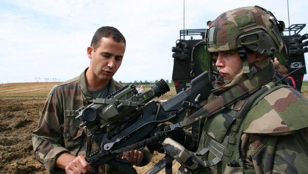 Soldats français - Sputnik France