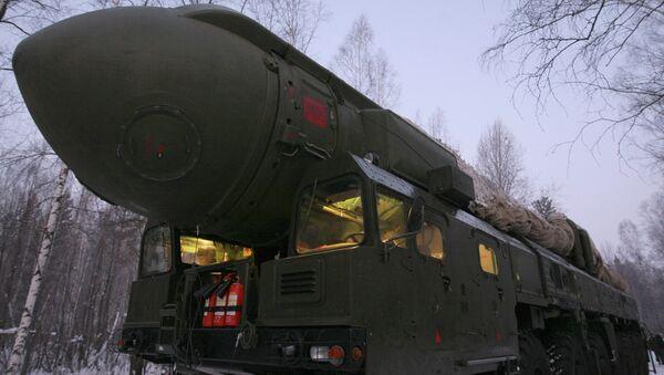 Système de missiles Topol - Sputnik France
