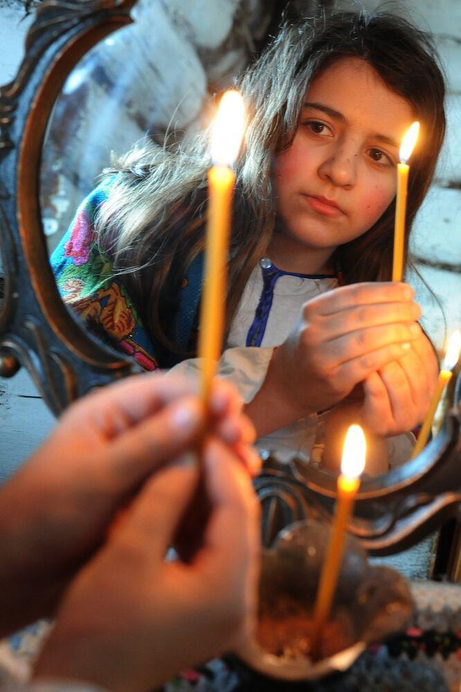 Les Jours saints à Tcheliabinsk