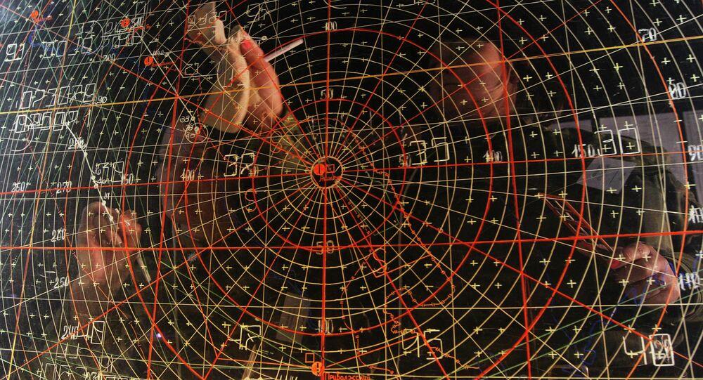 Radar. Image d'illustration
