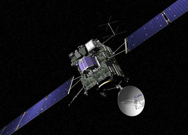 Espace: la sonde Rosetta reconnectée après 2 ans et demi d'hibernation - Sputnik France