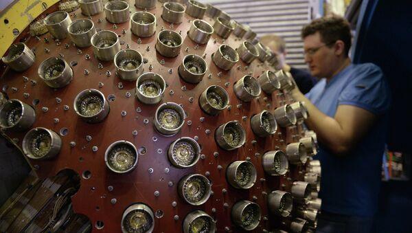 Le collisionneur de l'Institut de physique nucléaire de Novossibirsk - Sputnik France