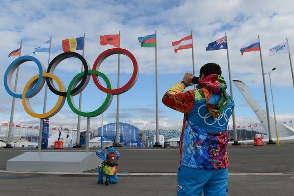 Coup d'envoi des Jeux olympiques d'hiver de Sotchi - Sputnik France