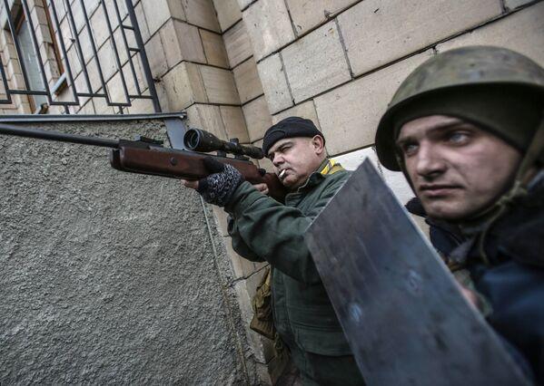 Ukraine: vers un accord après une semaine de violences - Sputnik France