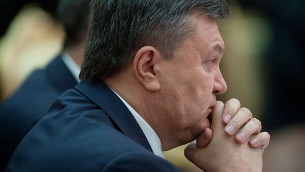 Президент Украины Виктор Янукович - Sputnik France