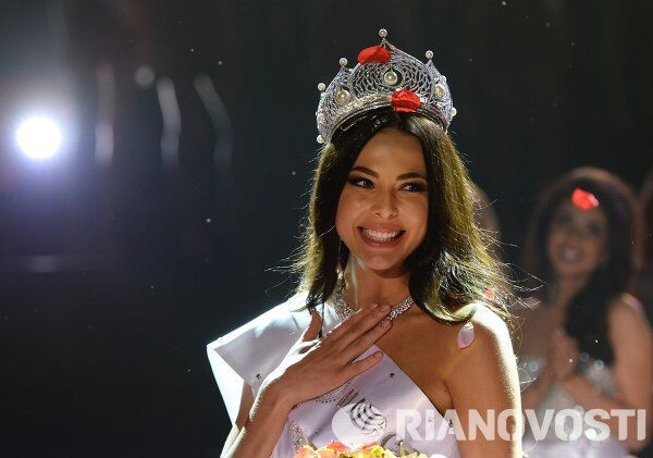 Miss Russia 2014 Beauty Pageant