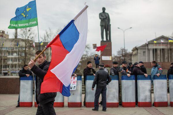 Ukraine: l'UE brandit de nouvelles sanctions contre la Russie - Sputnik France