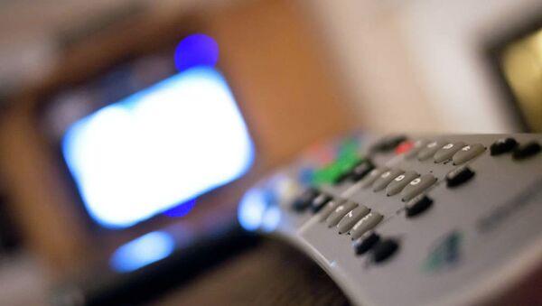L'Ukraine interdit la chaîne de télévision russe Histoire - Sputnik France