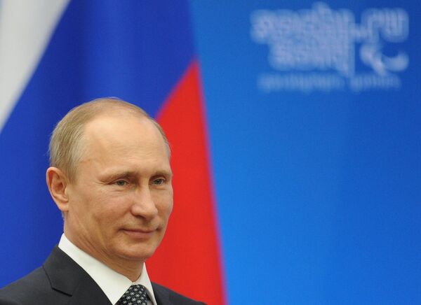 Crimée: Poutine approuve l'adhésion à la Russie - Sputnik France
