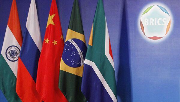 L'apparition des BRICS, motif de préoccupation pour l'Occident (Tchijov) - Sputnik France