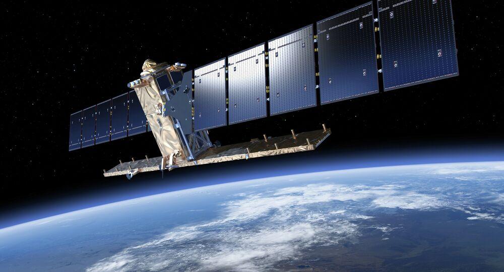 Le satellite européen