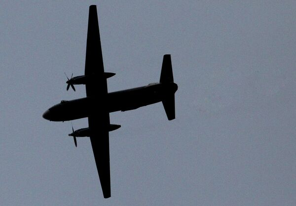 An-26.  (Archives) - Sputnik France