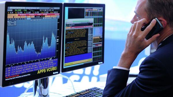 graphiques boursiers - Sputnik France