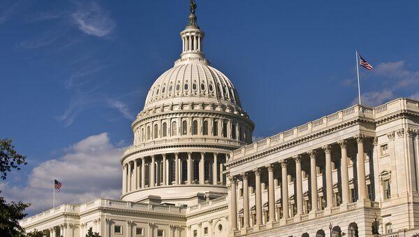 Здание американского Сената в Вашингтоне - Sputnik France
