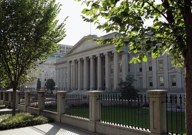 Le ministère américain des Finances