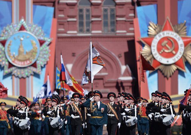 69 anniversaire de la victoire de l'URSS sur l'Allemagne nazie de l'URSS sur l'Allemagne nazie