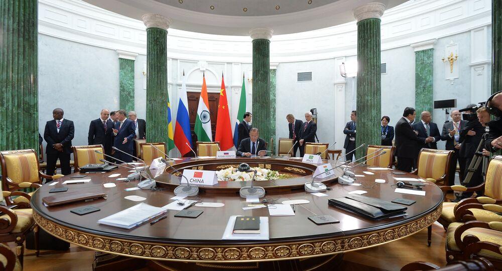 Саммит стран-участниц БРИКС