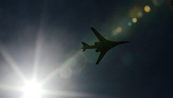 Бомбардировщик Ту-160 - Sputnik France