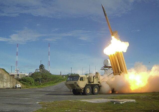 противоракетный комплекс THAAD