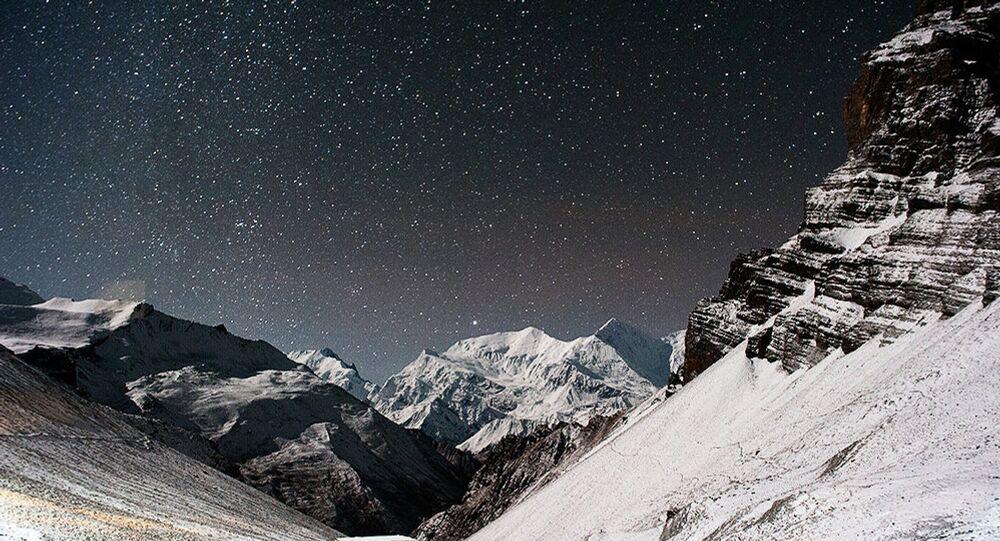 Dans l'Himalaya
