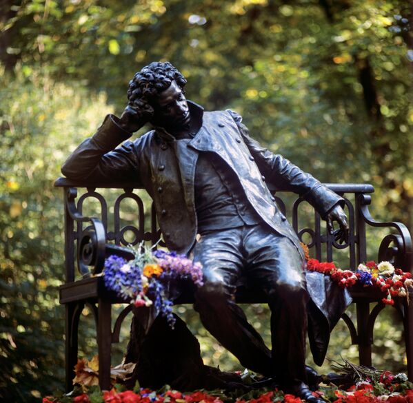 Alexandre Pouchkine: 216 ans de la naissance du grand poète russe - Sputnik France
