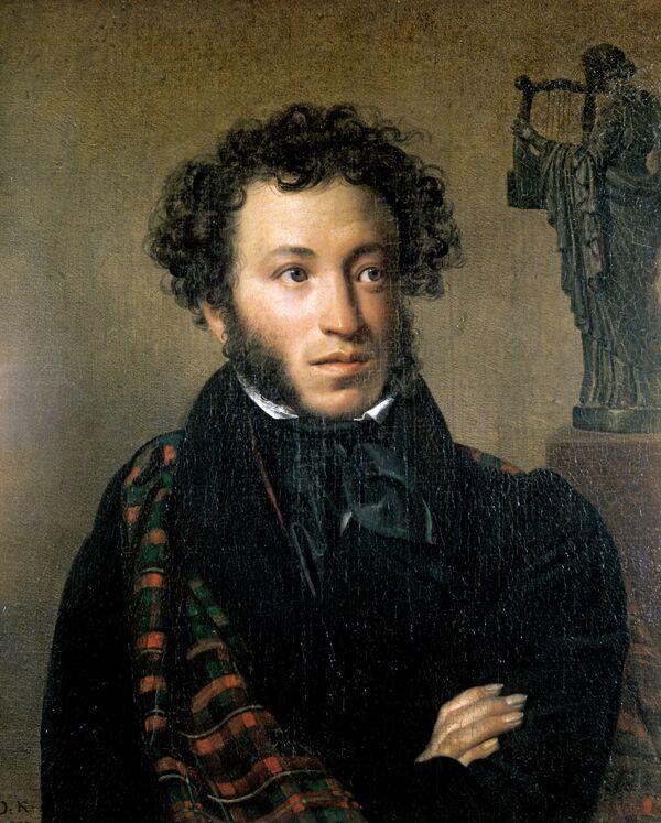 Alexandre Pouchkine: le grand poète russe aimé dans le monde entier - Sputnik France
