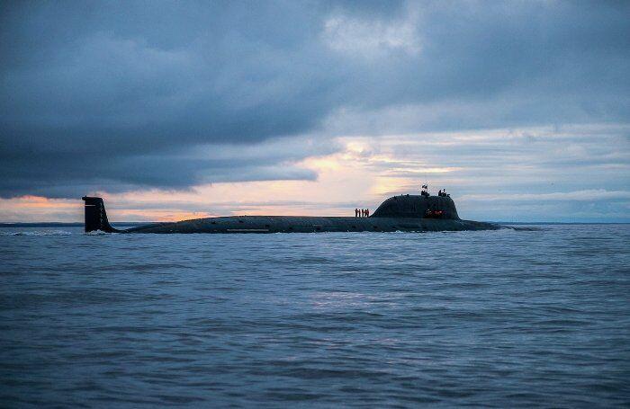 Le sous-marin polyvalent à propulsion nucléaire de quatrième génération Severodvinsk