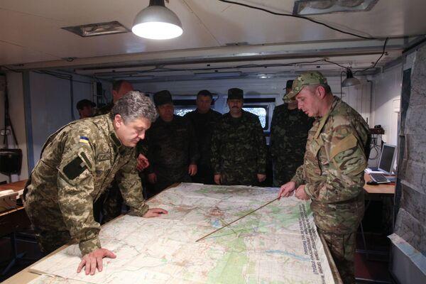 Ukraine: la zone d'opération spéciale sera réduite (Porochenko) - Sputnik France