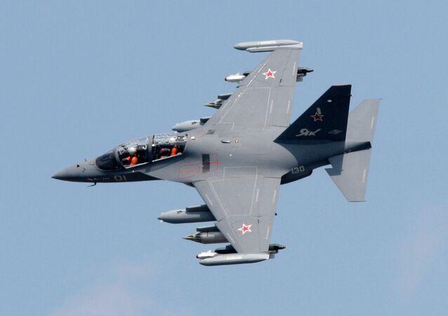 Як-130. Международный авиационно-космический салон МАКС-2009