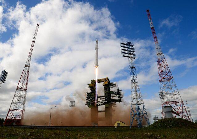 Premier tir du nouveau lanceur russe Angara