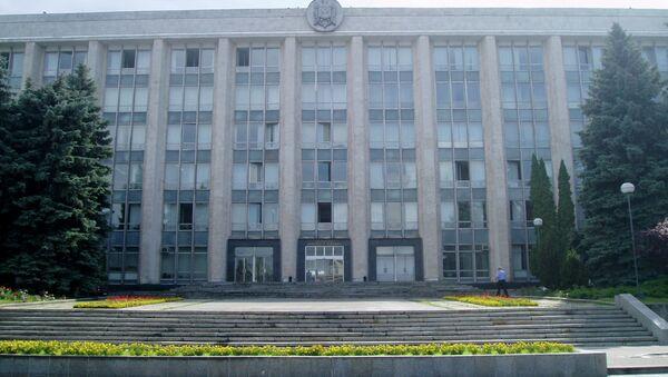 Здание правительства Молдавии - Sputnik France