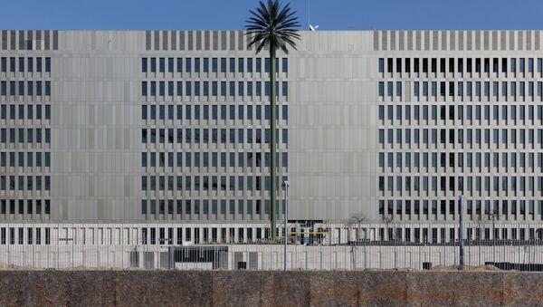 Service fédéral de renseignement - Sputnik France