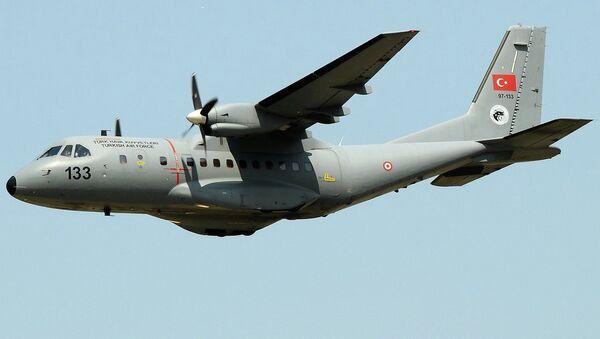 L'avion turc CN-235 (archives) - Sputnik France