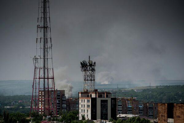 L'armée ukrainienne pilonne le territoire russe - Sputnik France