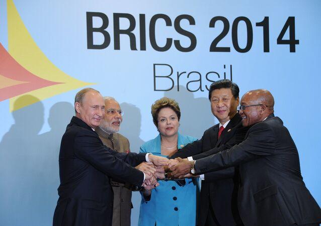 Leaders des pays des BRICS au sommet au Brésil (Archives)