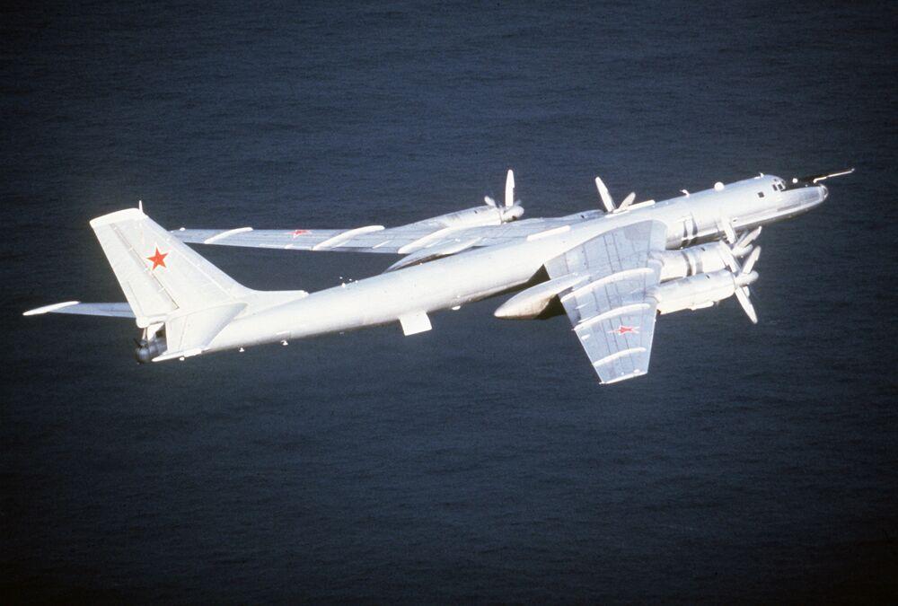 Avion de lutte anti-sous-marine Tupolev Tu-142