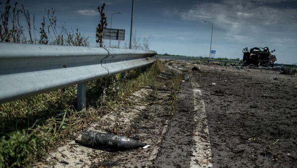 Situation dans l'est de l'Ukraine - Sputnik France