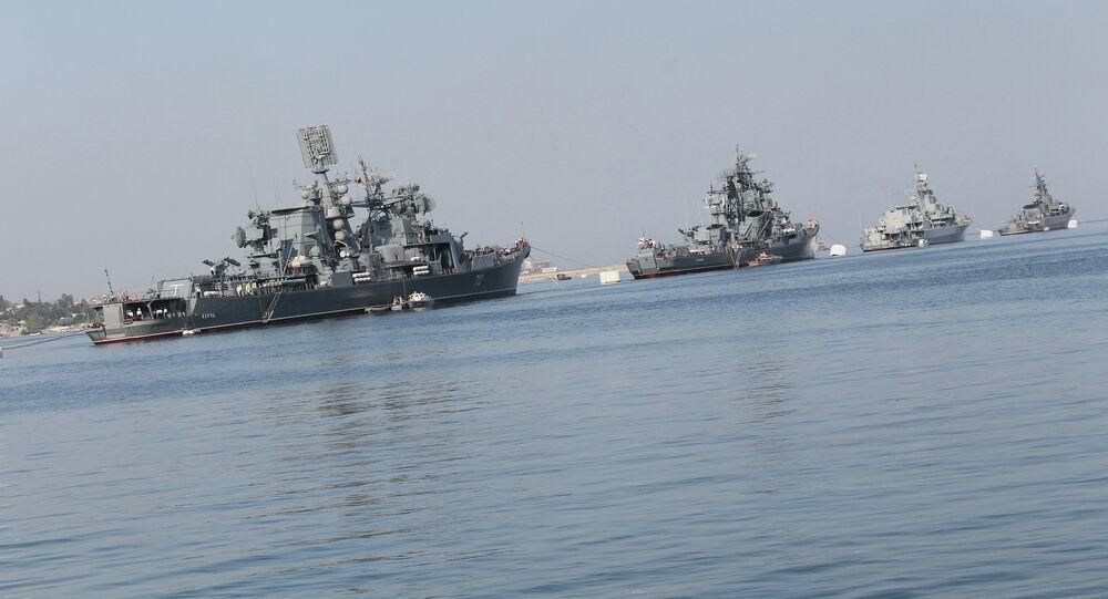 Navires de la flotte russe de la mer Noire