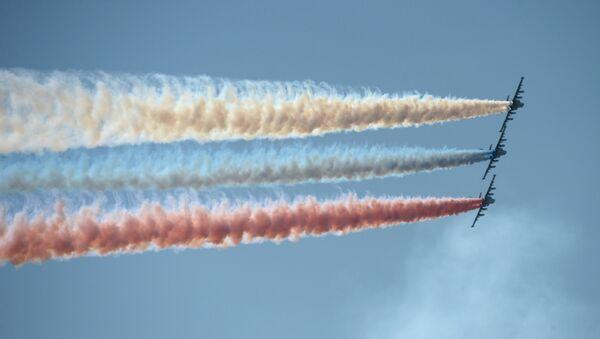 Russie/Aviadarts 2014: la Chine se félicite du succès des compétitions - Sputnik France