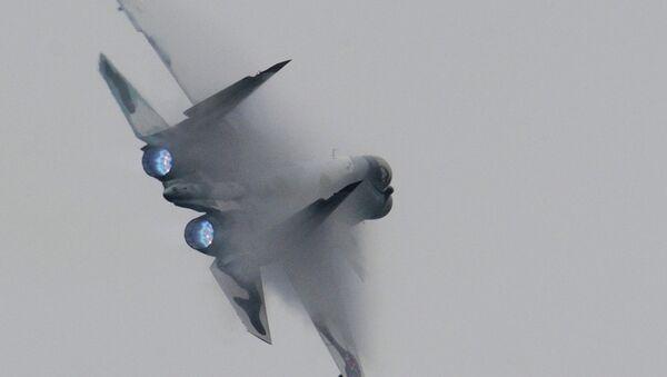 Chasseur russe Su-30MKI - Sputnik France