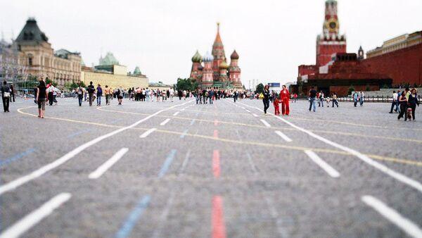Tourisme en Russie: les Asiatiques remplacent les Américains et les Européens - Sputnik France