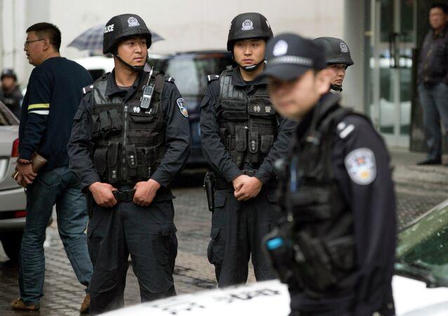 Attaque au couteau en Chine