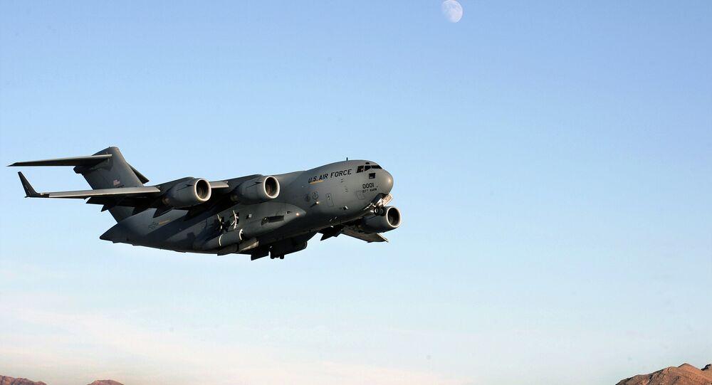 Boeing C-17 de l'US Air Force