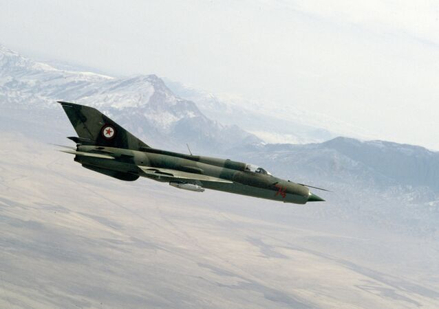 Chasseur MiG-21