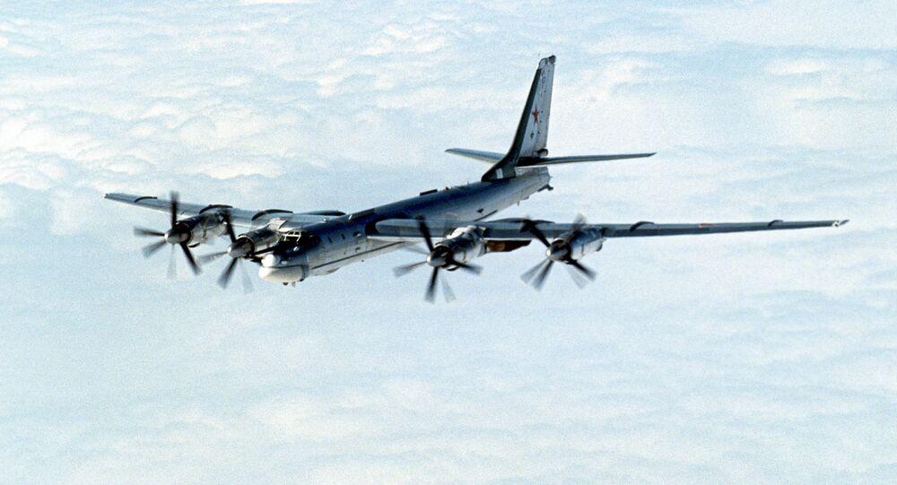 Bombardier stratégique Tu-95MS
