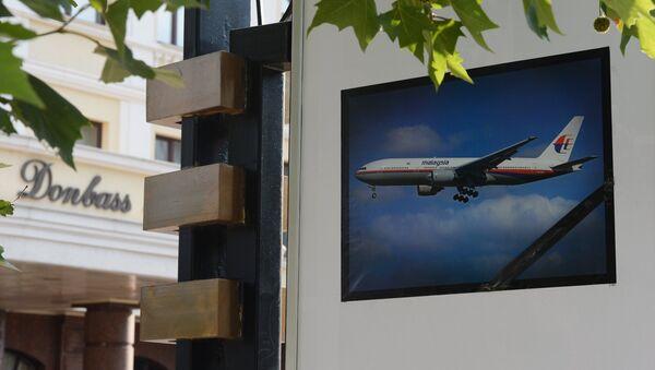 Vol MH 17/boîtes noires: Amsterdam publiera une partie des informations - Sputnik France