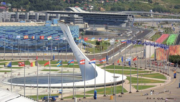 Formule 1: le 2e Grand prix de Russie aura lieu en octobre 2015 - Sputnik France